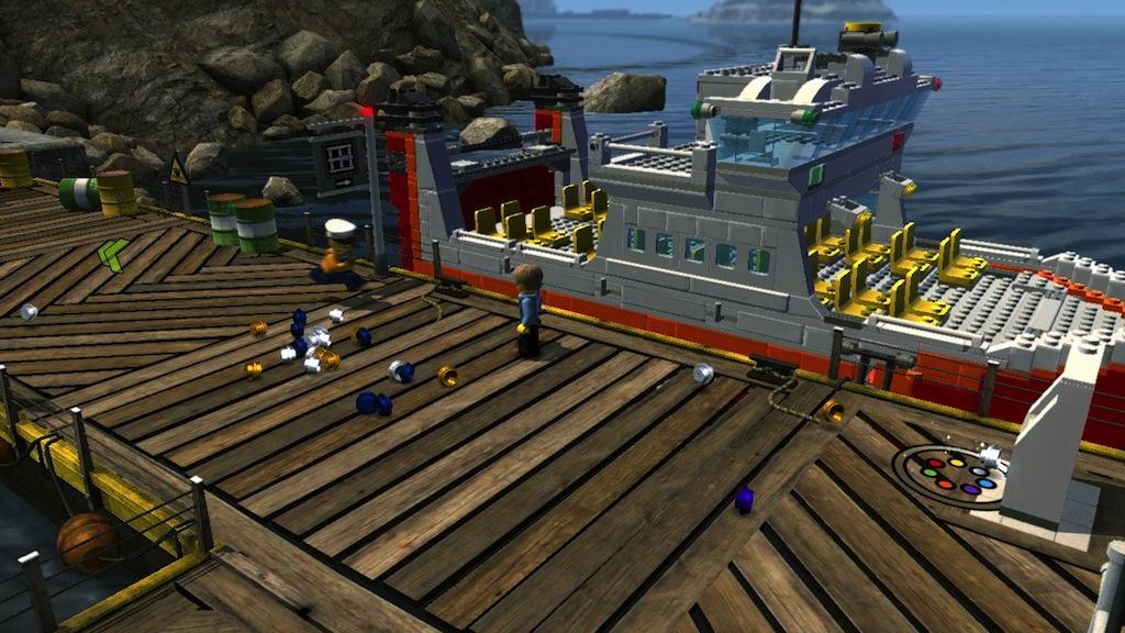 LEGOCity-Undercover Wii U Editeur 058