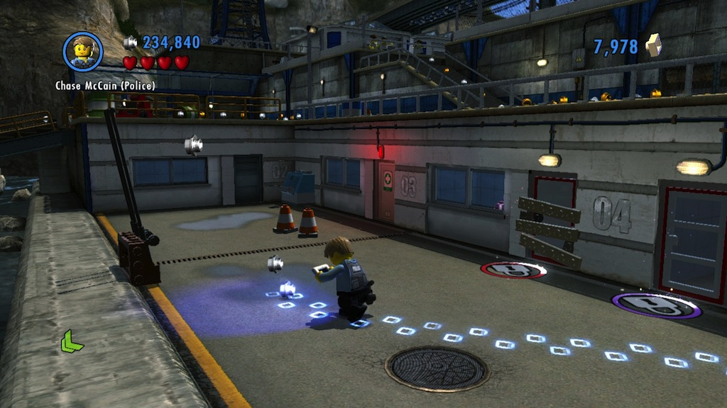 LEGOCity-Undercover Wii U Editeur 059