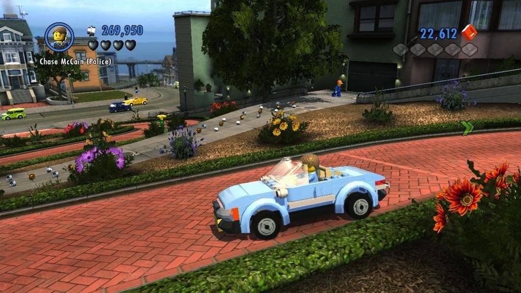 LEGOCity-Undercover Wii U Editeur 063