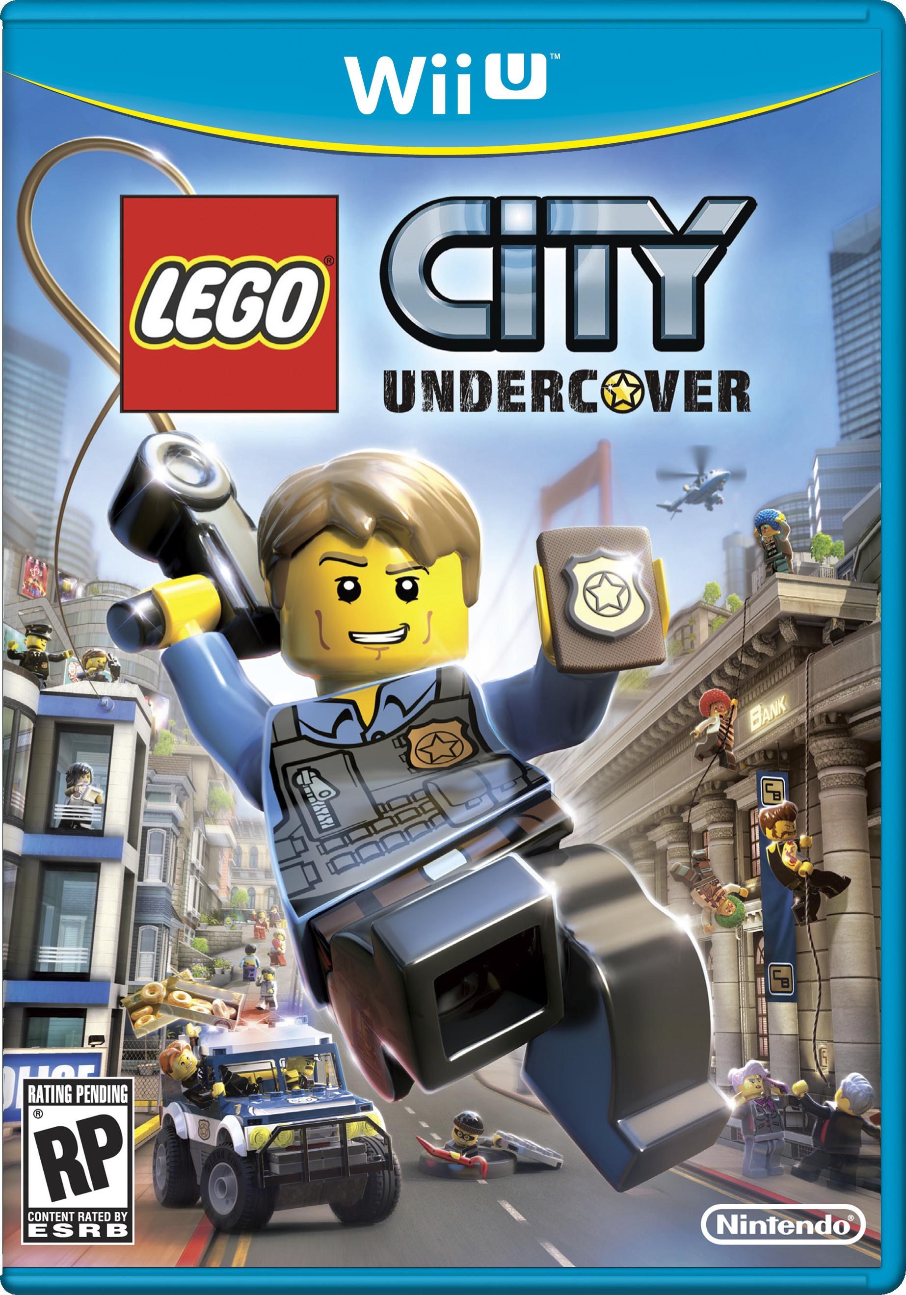 LEGOCity-Undercover Wii U Jaquette 001