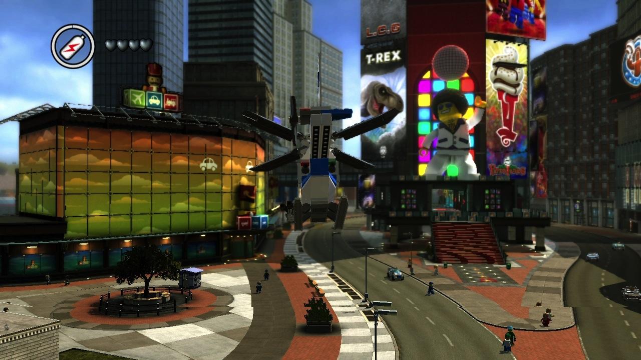 LEGOCity-Undercover Wii U Test 001