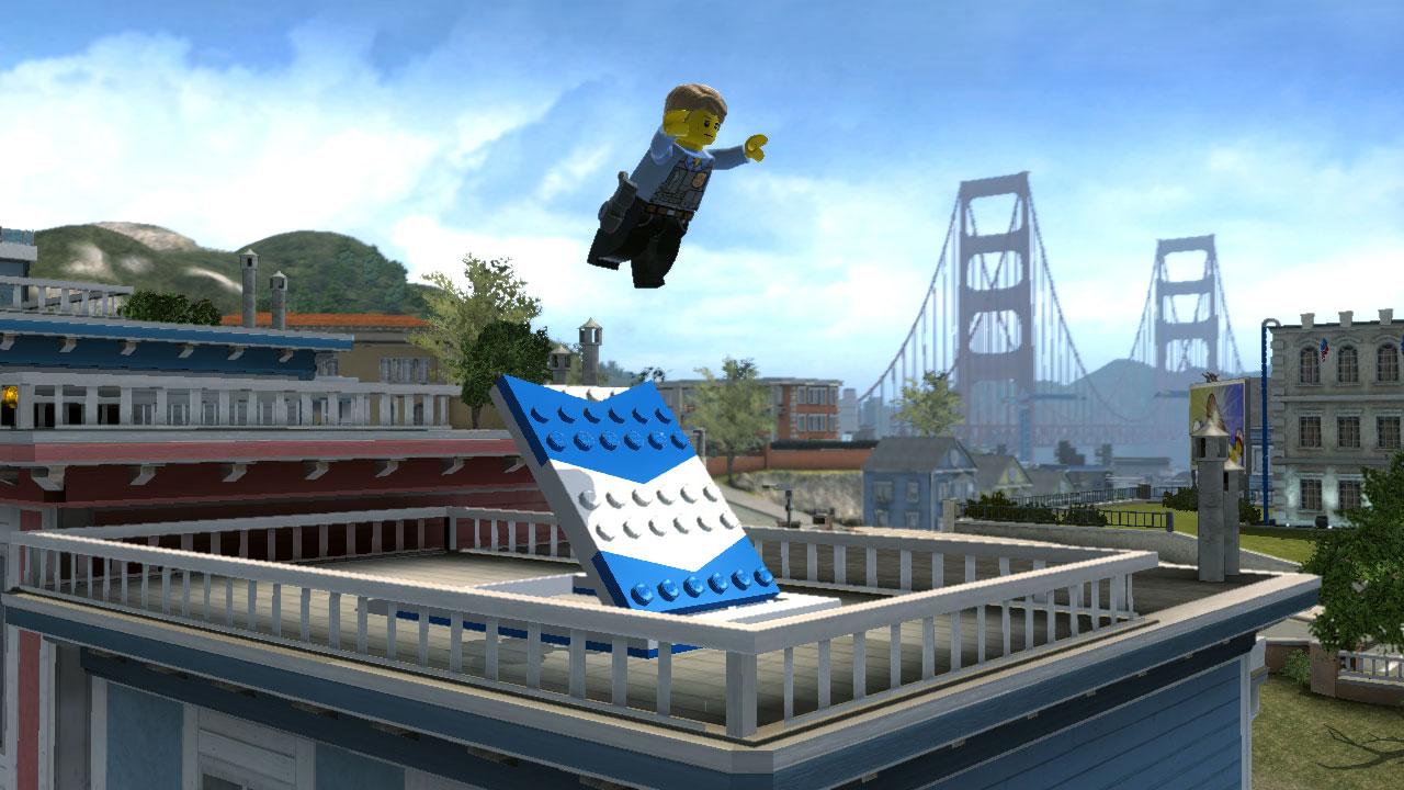 LEGOCity-Undercover Wii U Test 007