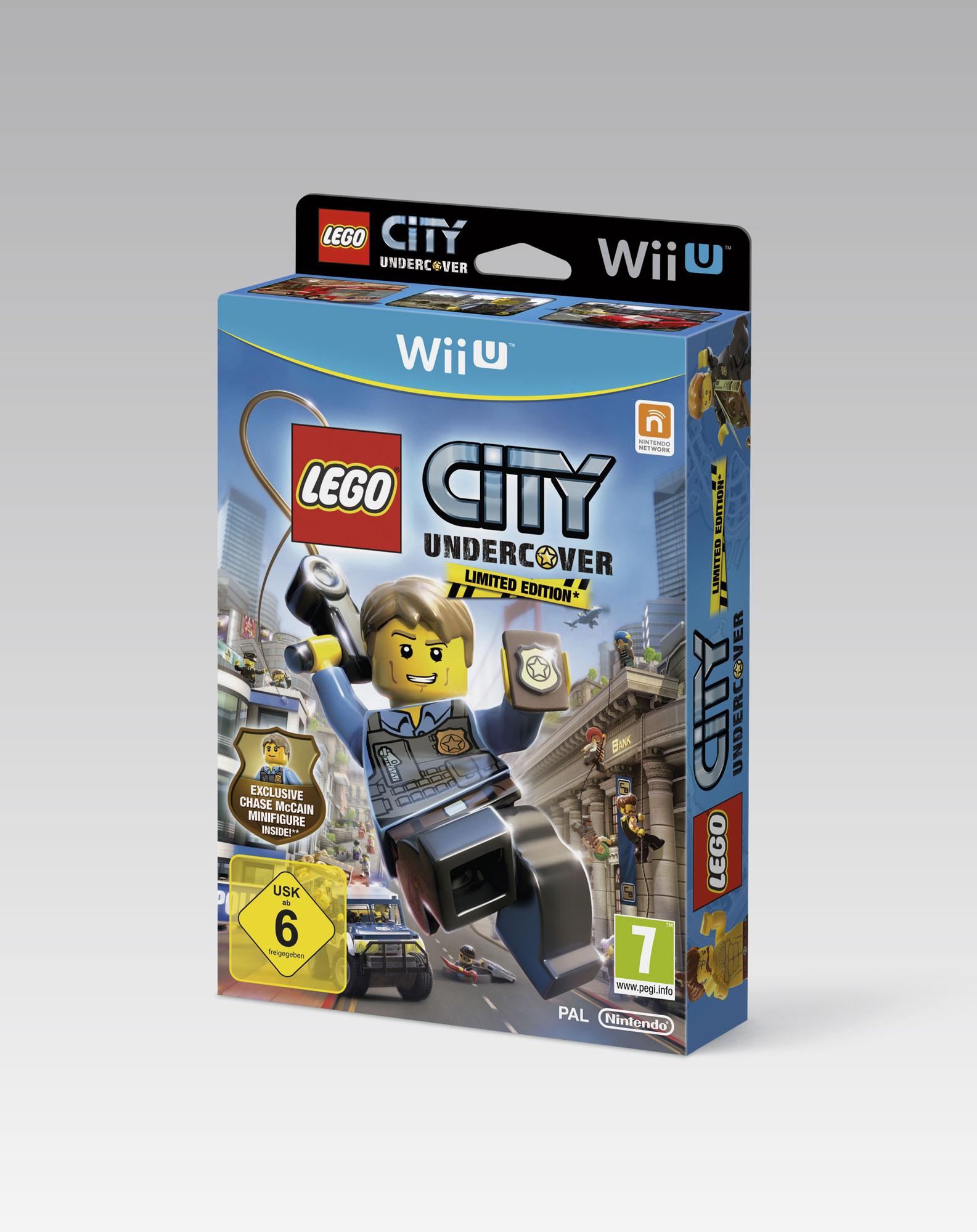 Lego City Undercover EUR Co