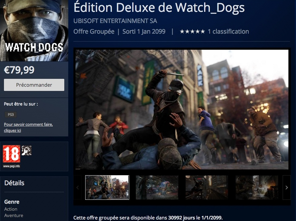 Watch Dogs 2099