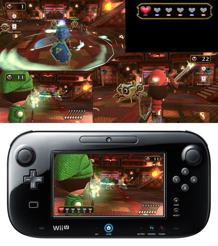 NintendoLand Wii U Editeur 005