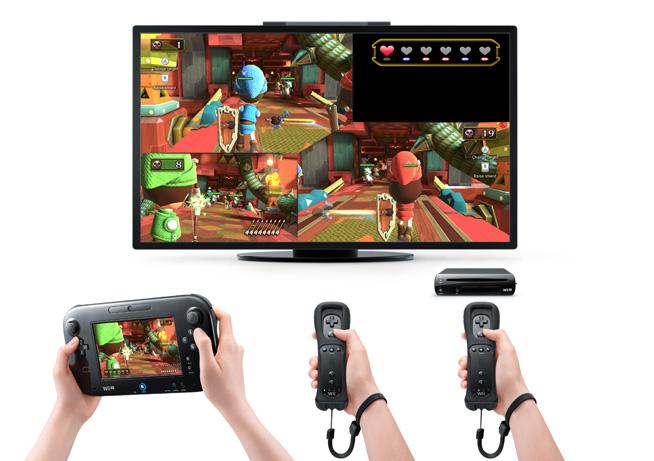 NintendoLand Wii U Editeur 007
