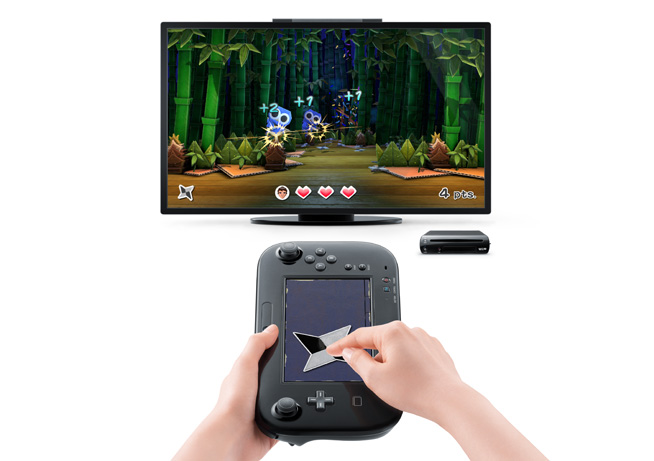 NintendoLand Wii U Editeur 011