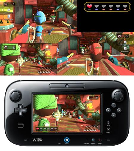 NintendoLand Wii U Editeur 012