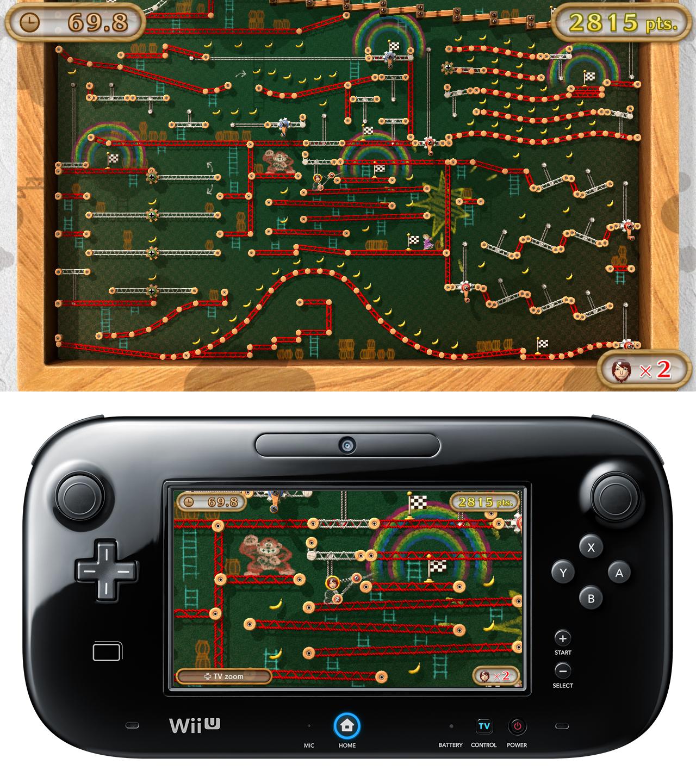 NintendoLand Wii U Editeur 013