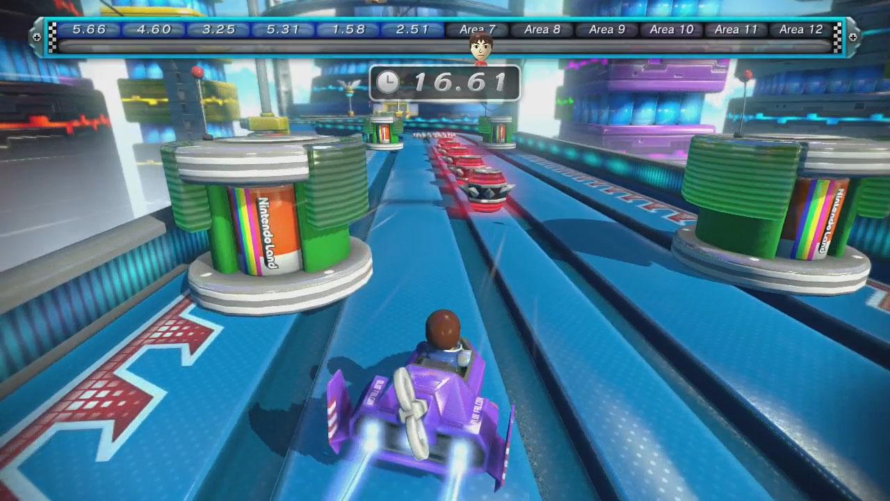 NintendoLand Wii U Editeur 020