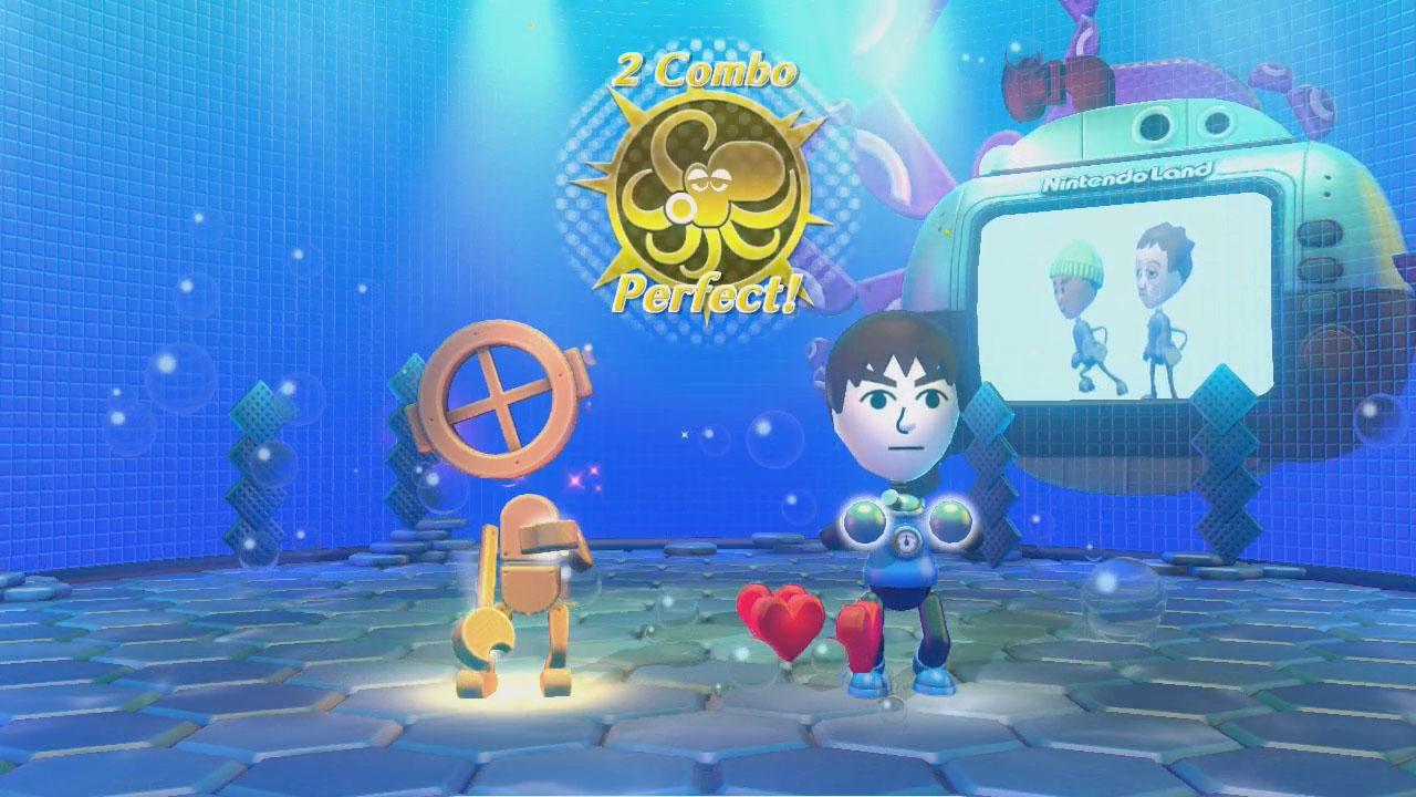 NintendoLand Wii U Editeur 022