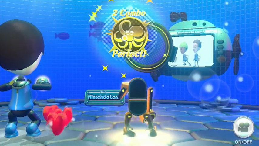 NintendoLand Wii U Editeur 023