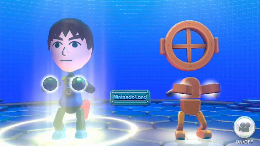 NintendoLand Wii U Editeur 027