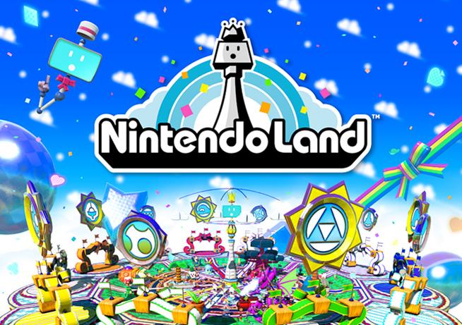 NintendoLand Wii U Visuel 001