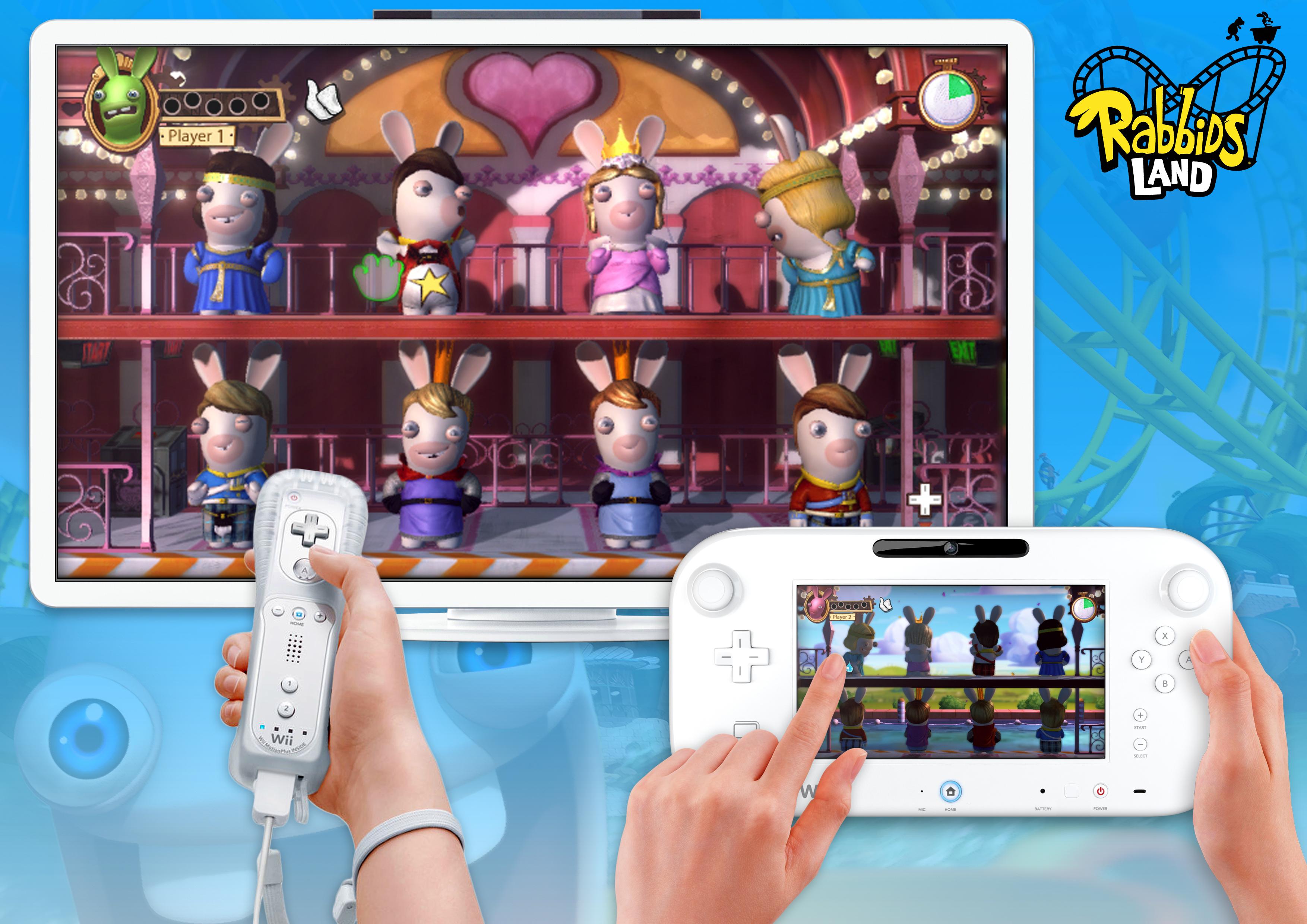 TheLapinsCretinsLand Wii U Div 001