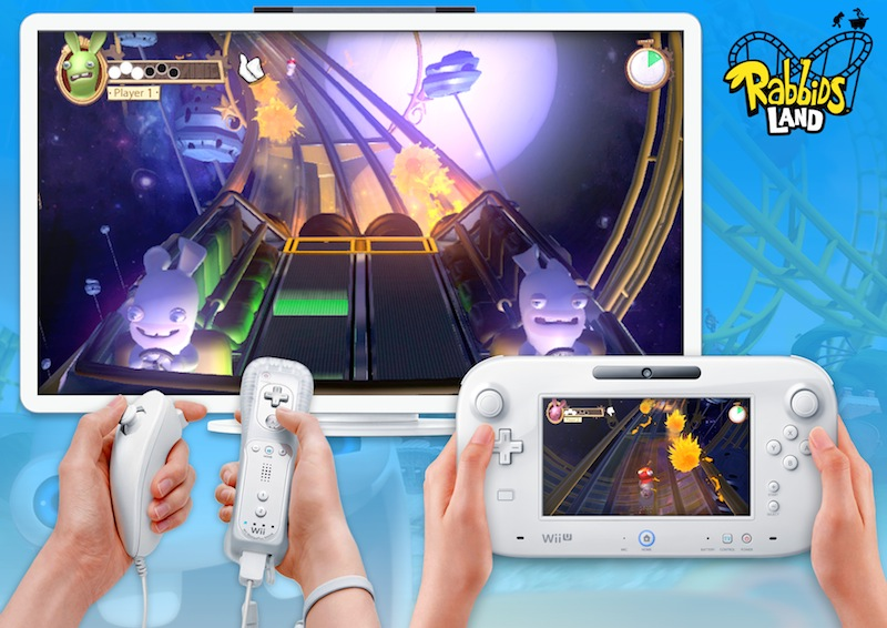 TheLapinsCretinsLand Wii U Editeur 002