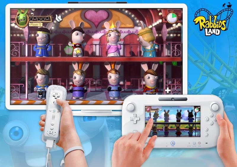 TheLapinsCretinsLand Wii U Editeur 003