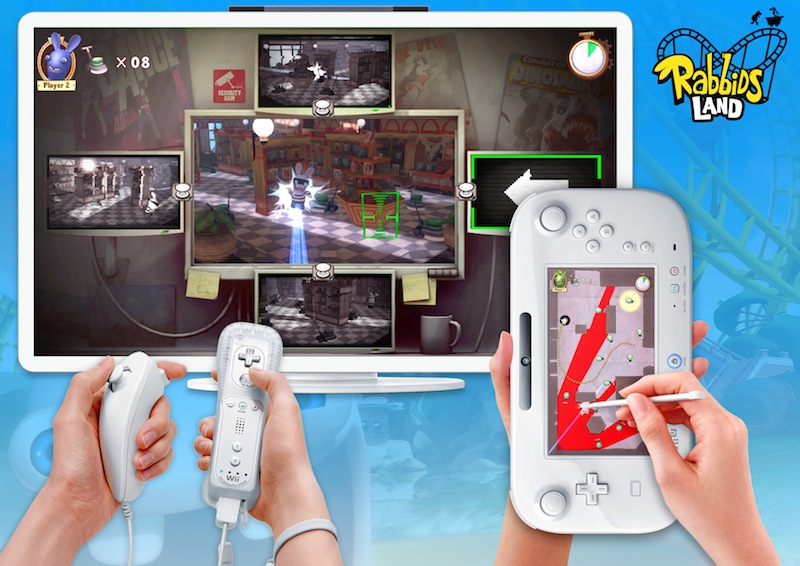 TheLapinsCretinsLand Wii U Editeur 004