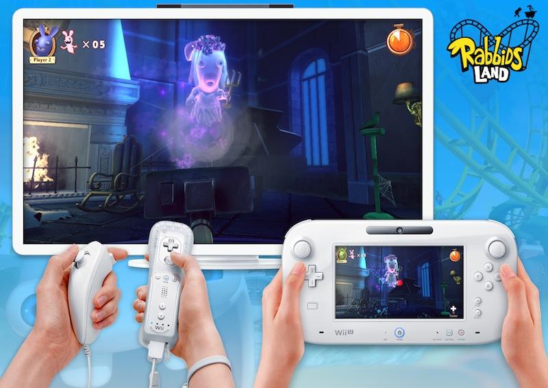 TheLapinsCretinsLand Wii U Editeur 005