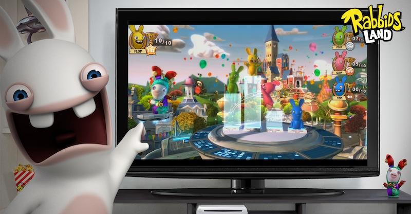 TheLapinsCretinsLand Wii U Editeur 007