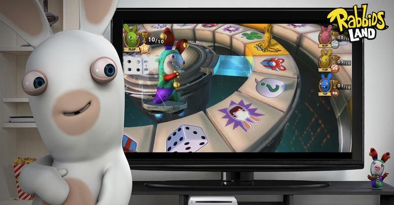 TheLapinsCretinsLand Wii U Editeur 008