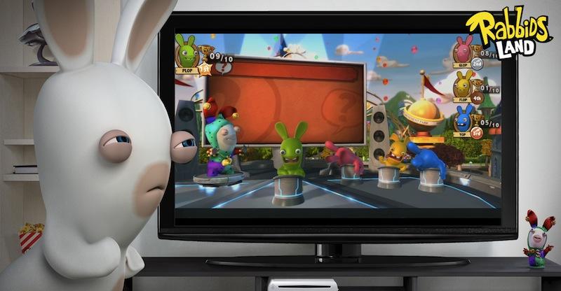 TheLapinsCretinsLand Wii U Editeur 009