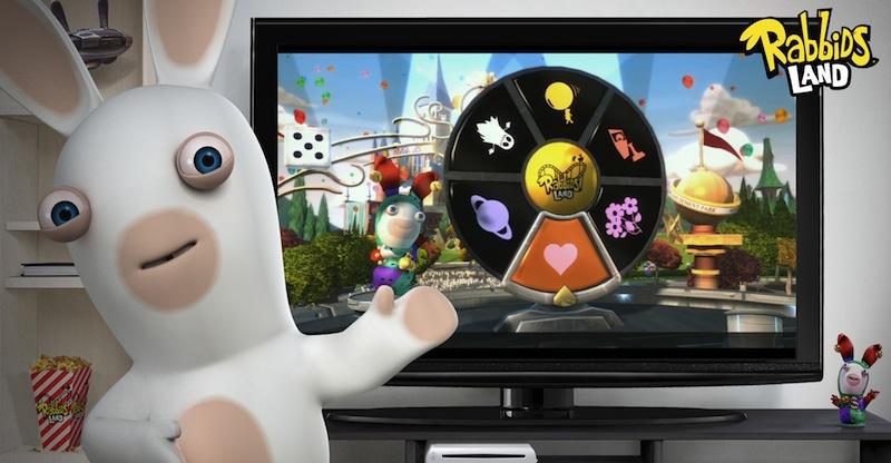 TheLapinsCretinsLand Wii U Editeur 010
