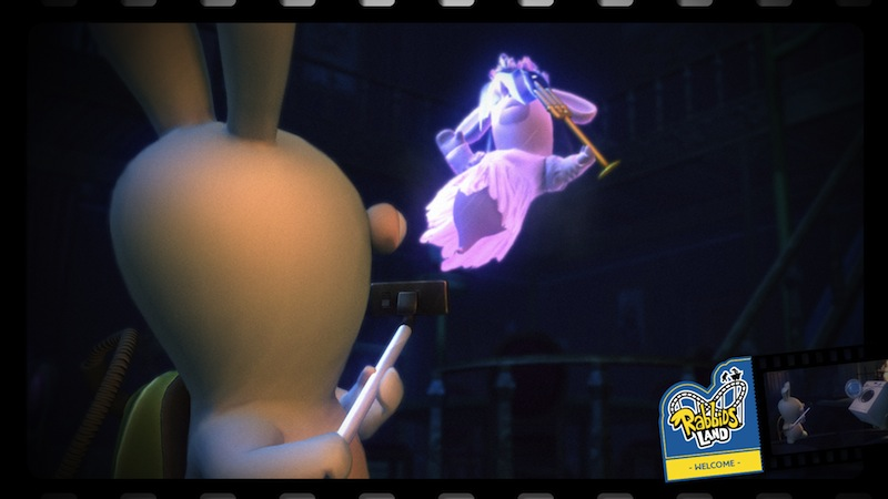 TheLapinsCretinsLand Wii U Editeur 011
