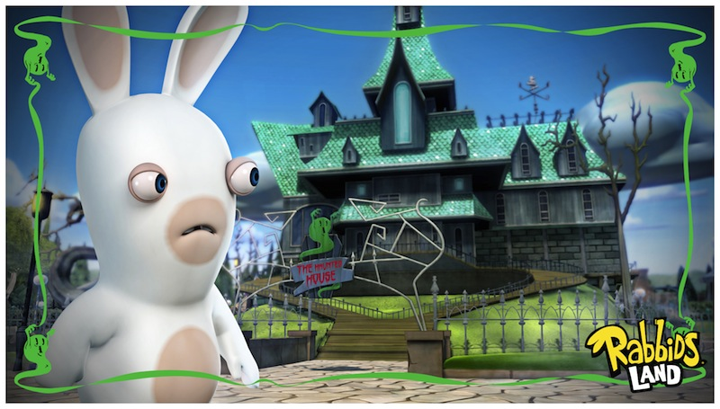 TheLapinsCretinsLand Wii U Editeur 015