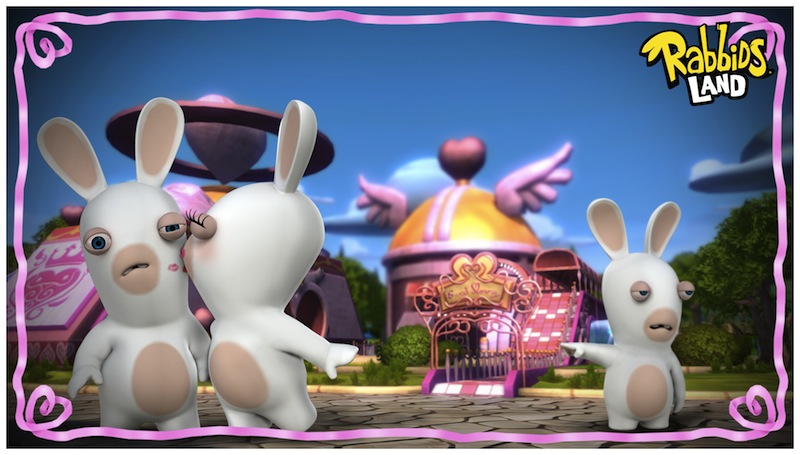 TheLapinsCretinsLand Wii U Editeur 017