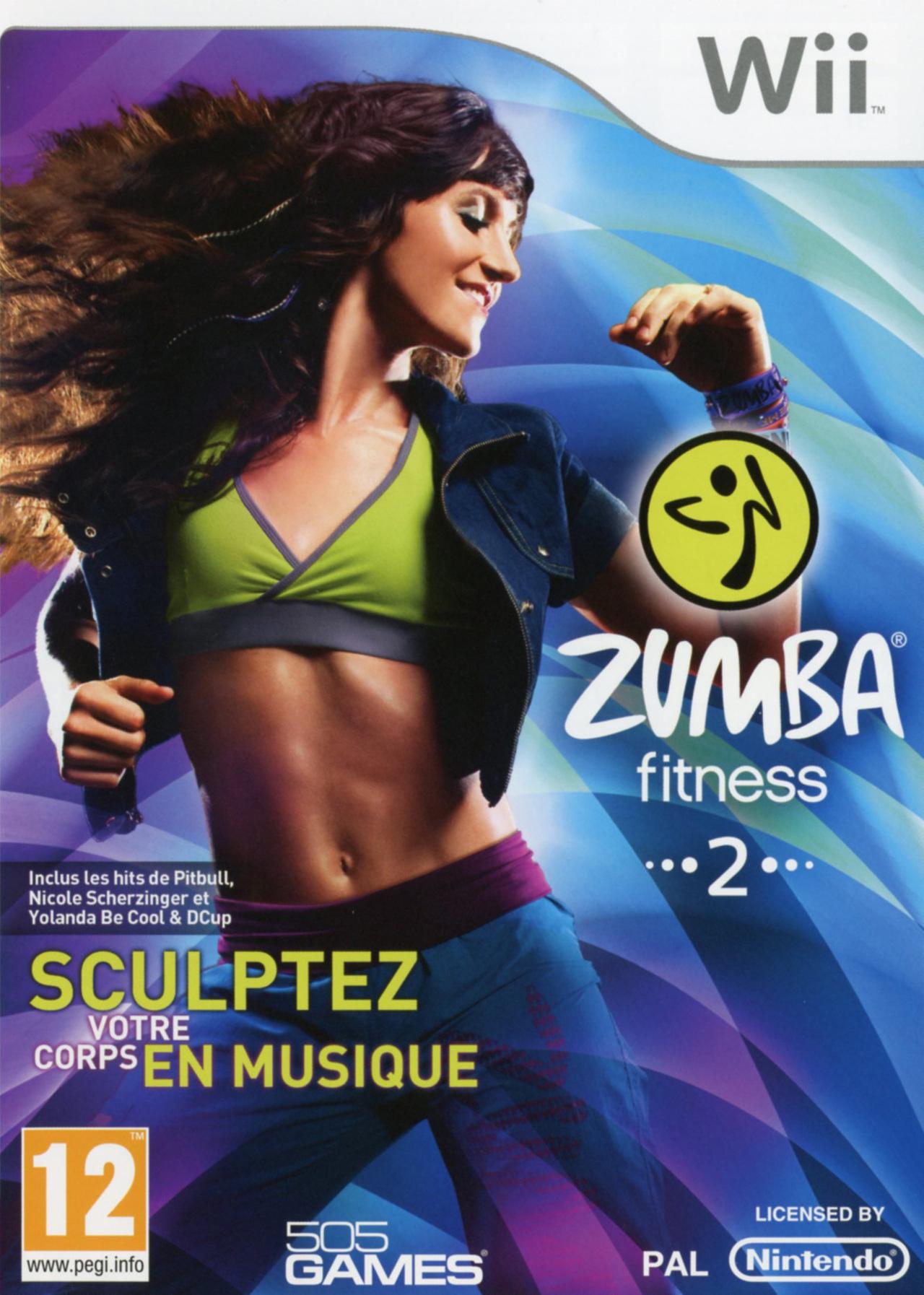 Zumba Fitness 2
