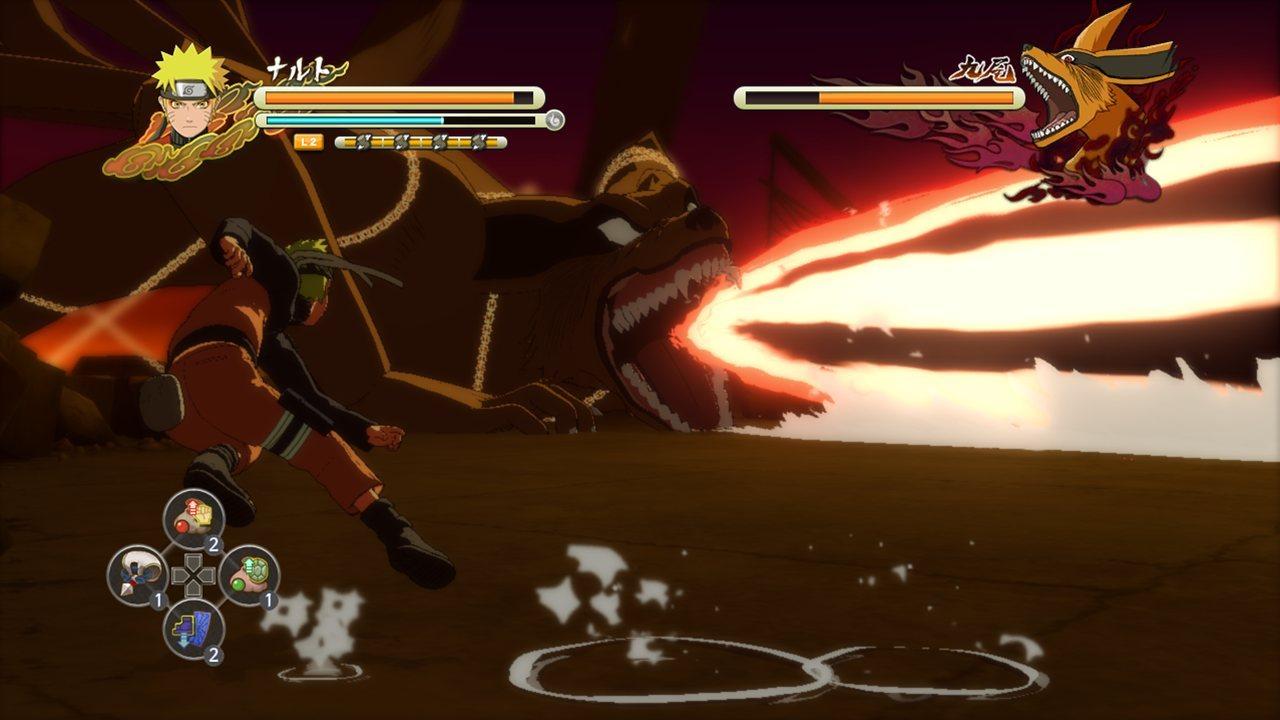 NarutoShippuden-UltimateNinjaStorm3 Multi Editeur 011