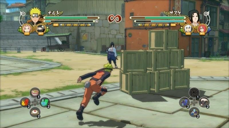 NarutoShippuden-UltimateNinjaStorm3 Multi Editeur 012