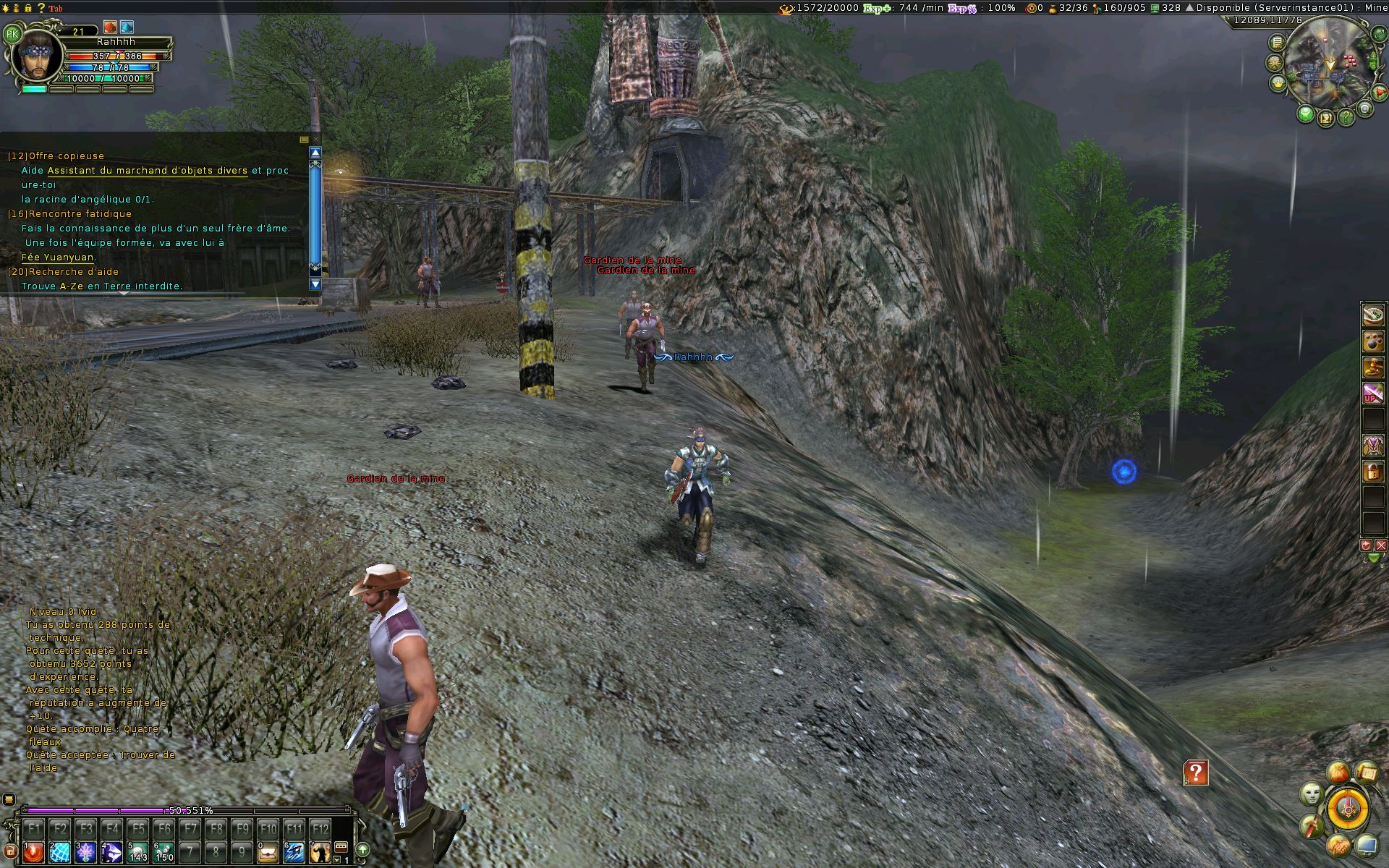 GunbladeSaga PC News 001