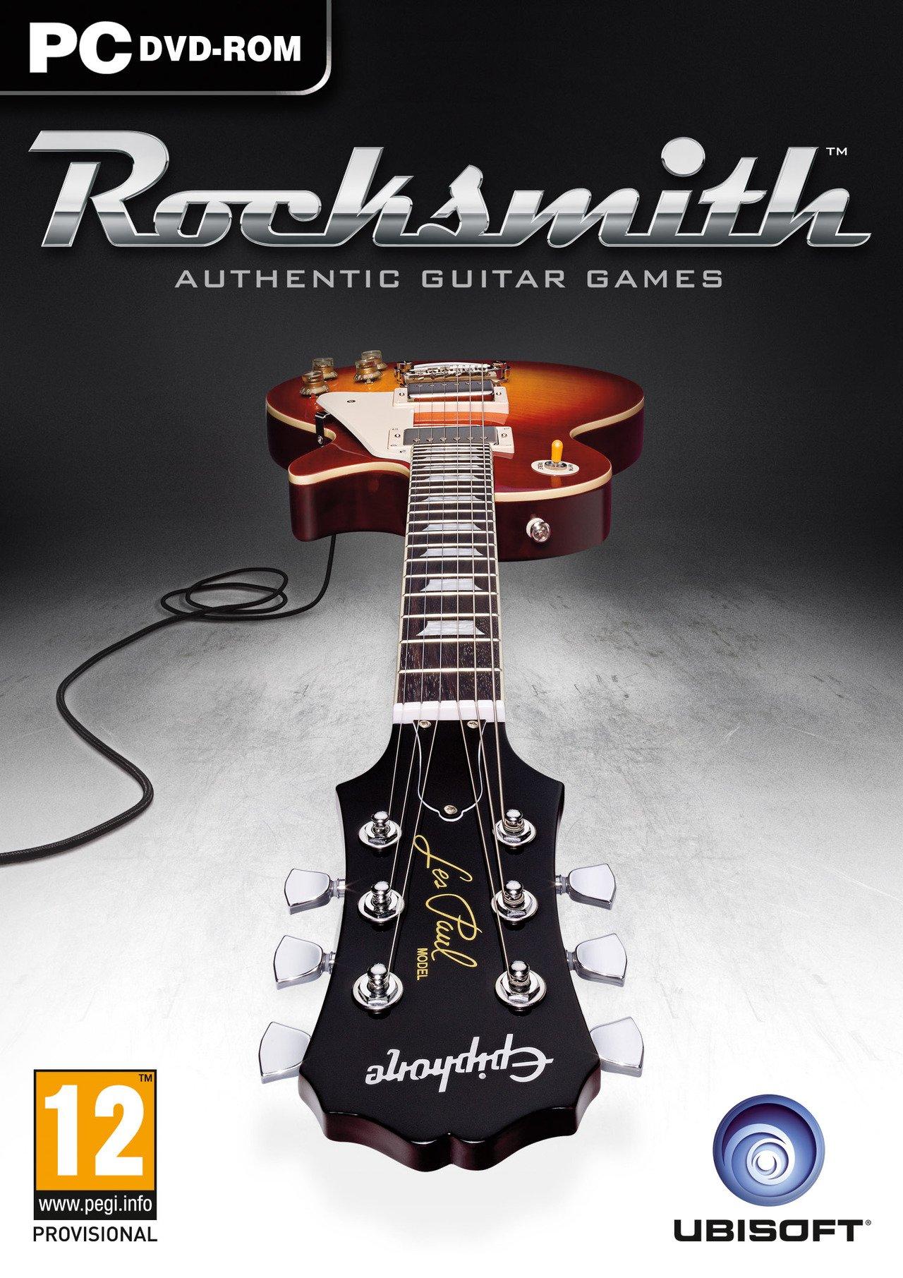 Rocksmith PC Jaquette 001