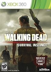 TheWalkingDead-SurvivalInstinct 360 Jaquette 001