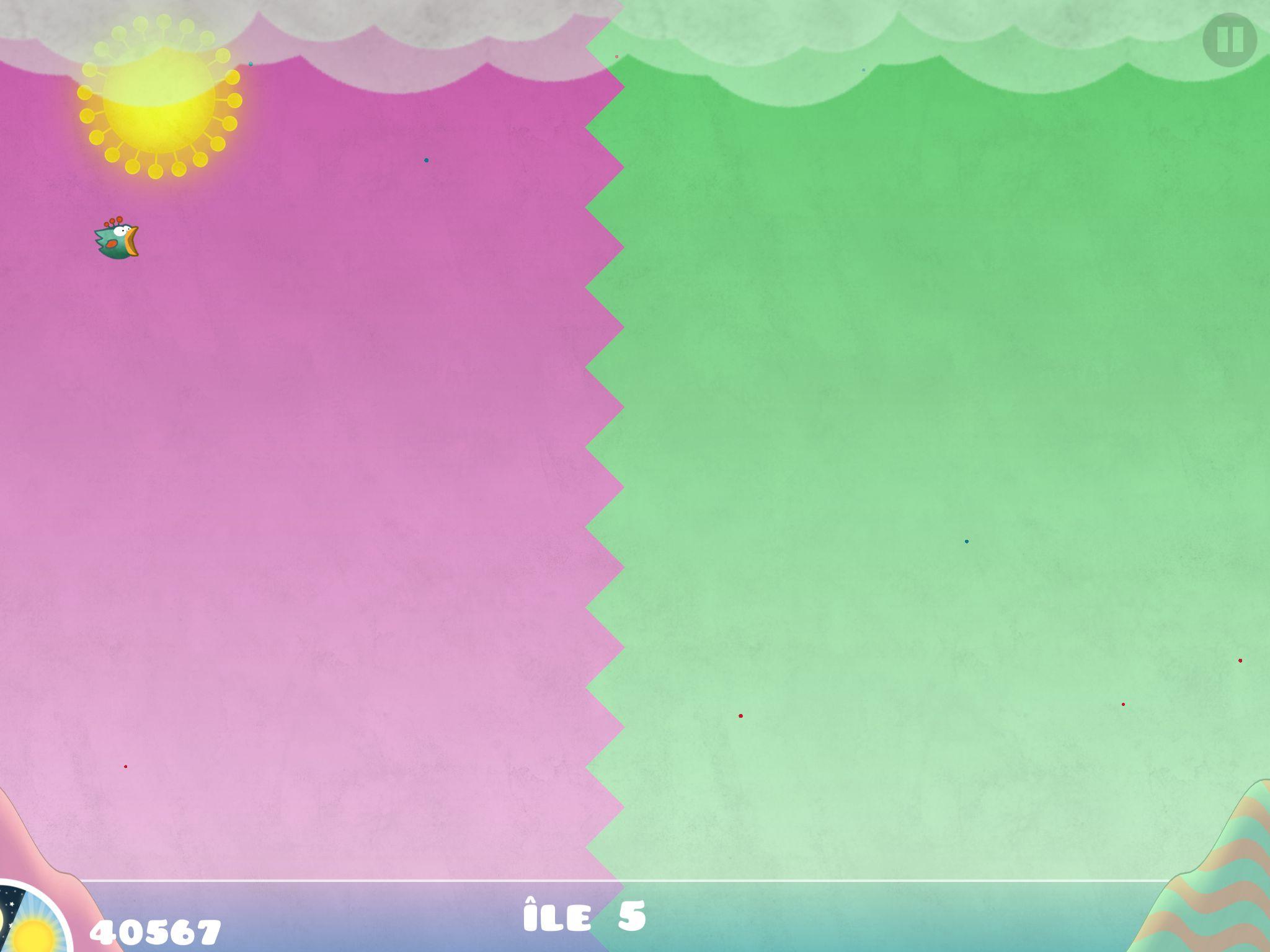 TinyWingsHD iPad Editeur 005