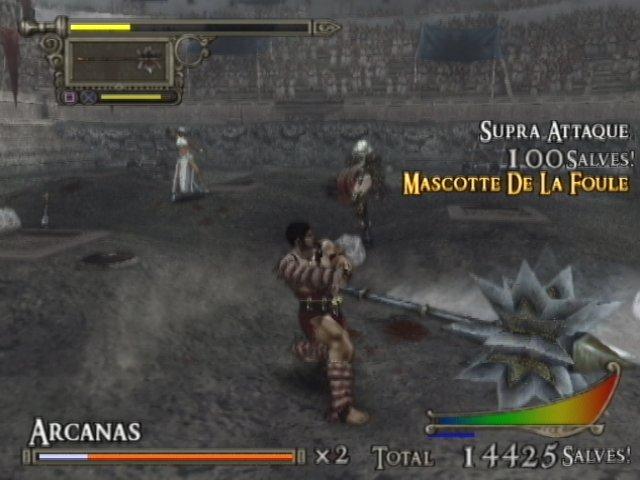 ShadowofRome PS2 Editeur 001