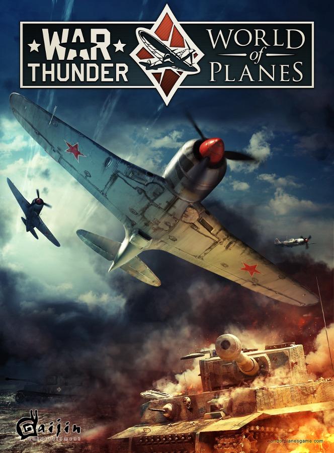 War Thunder : World of Planes