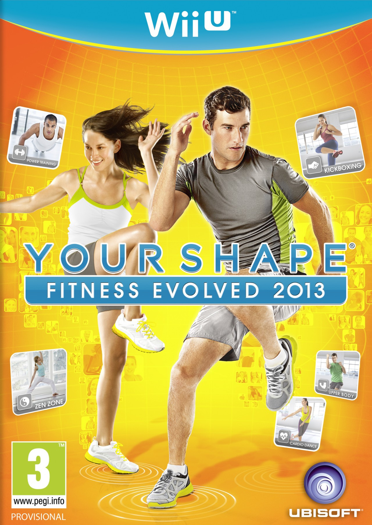 YourShape-FitnessEvolved2013 Wii U Jaquette 001