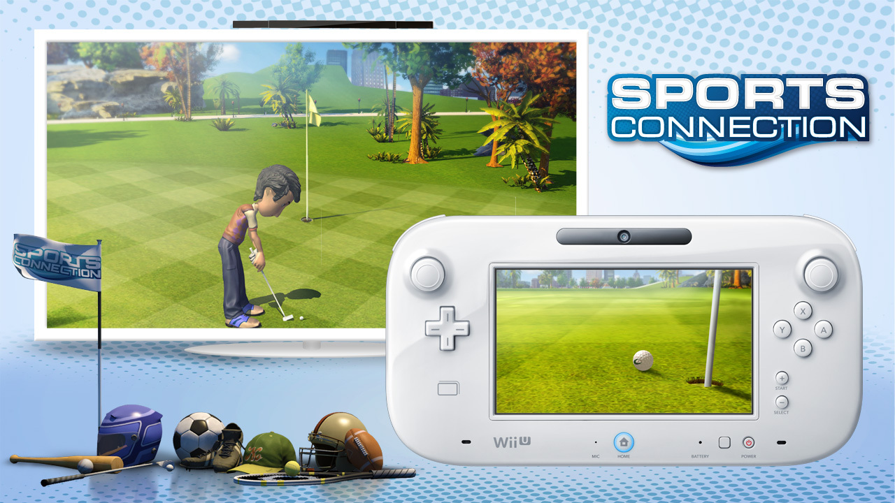 SportsConnection Wii U Div 001