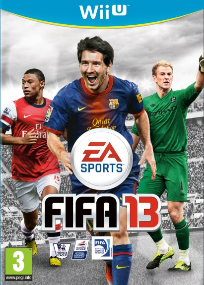 FIFA13 Wii U Jaquette 002