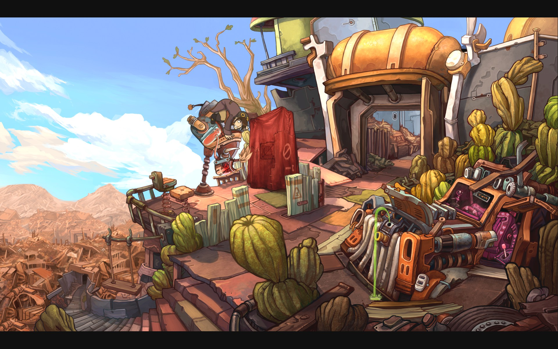Deponia PC Test 011