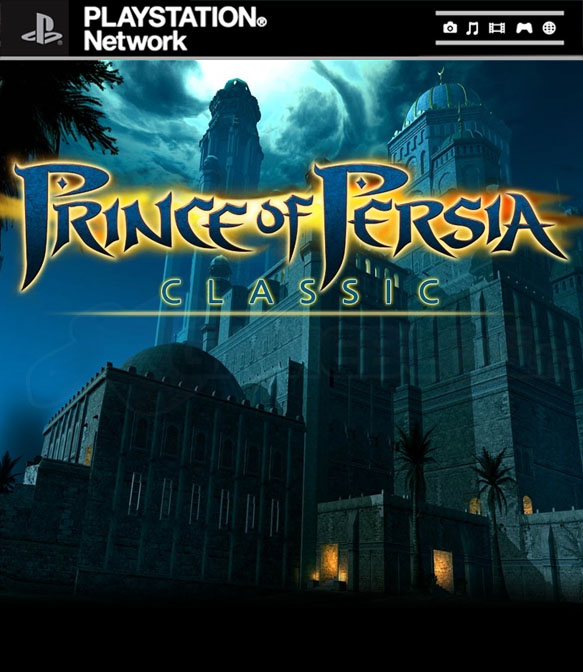 PrinceofPersiaClassic PS Network Jaquette 001