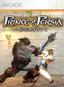 PrinceofPersiaClassic XBLA Jaquette 001