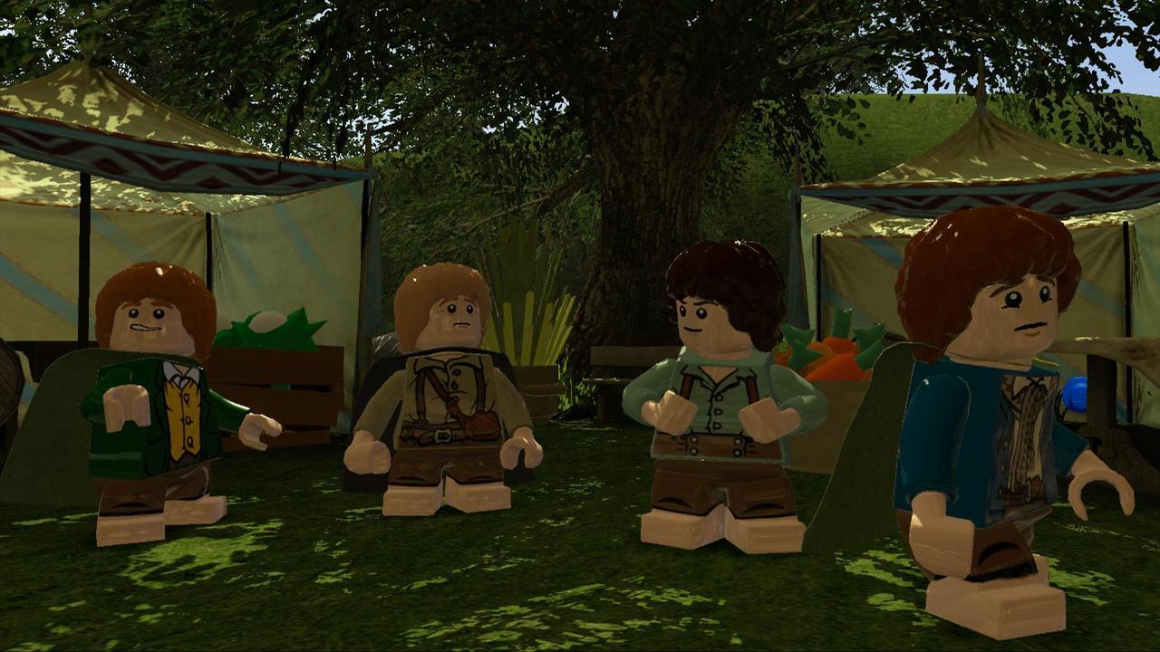 LEGOLeSeigneurdesAnneaux Multi Editeur 009