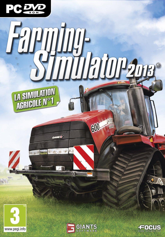 FarmingSimulator2013 PC Jaquette 001