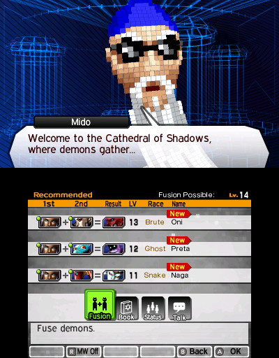 ShinMegamiTenseiIV 3DS Test 009