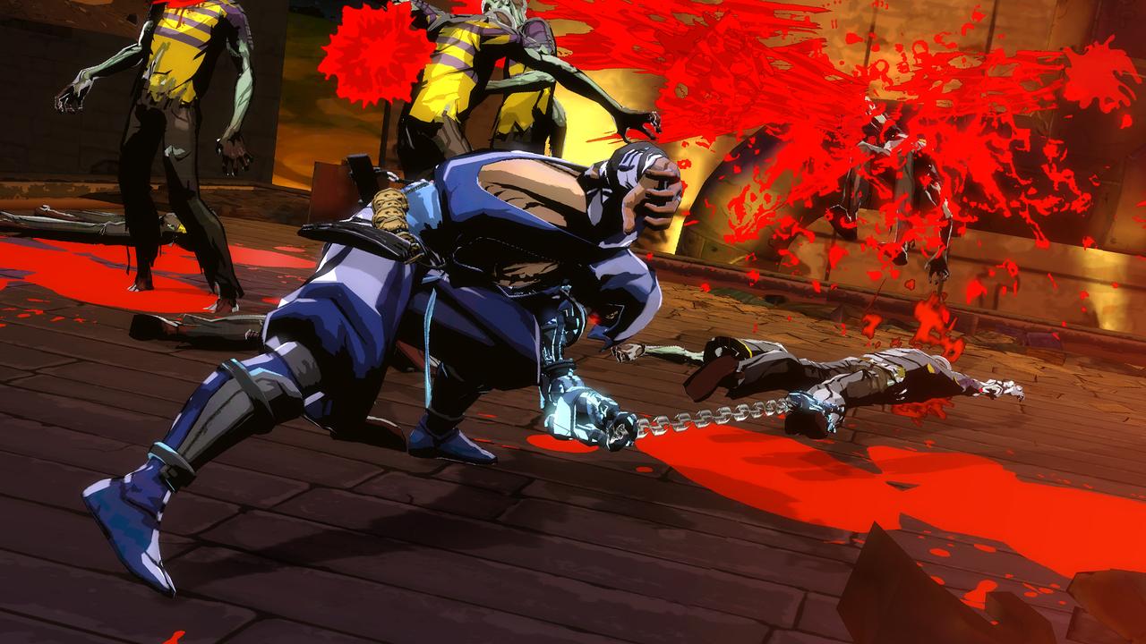Yaiba-NinjaGaidenZ Multi Editeur 013