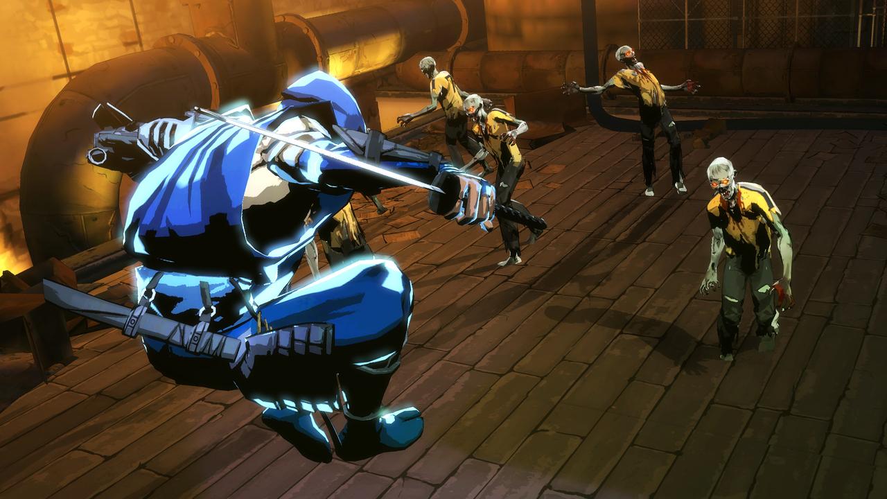 Yaiba-NinjaGaidenZ Multi Editeur 014